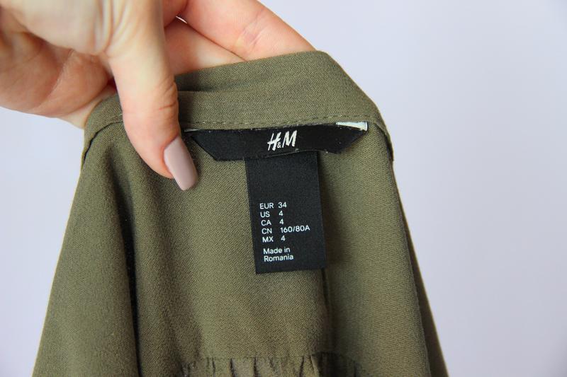 Блуза H&M - Фото 2