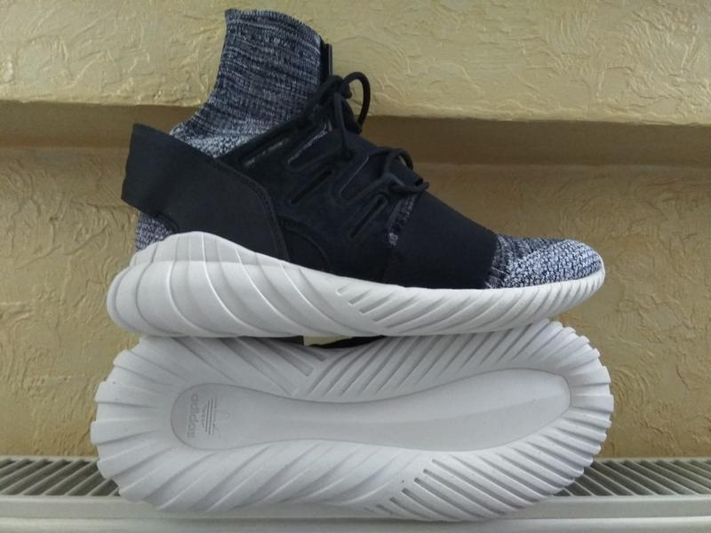 Кроссовки adidas tubular doom primeknit three eqt support ultr...