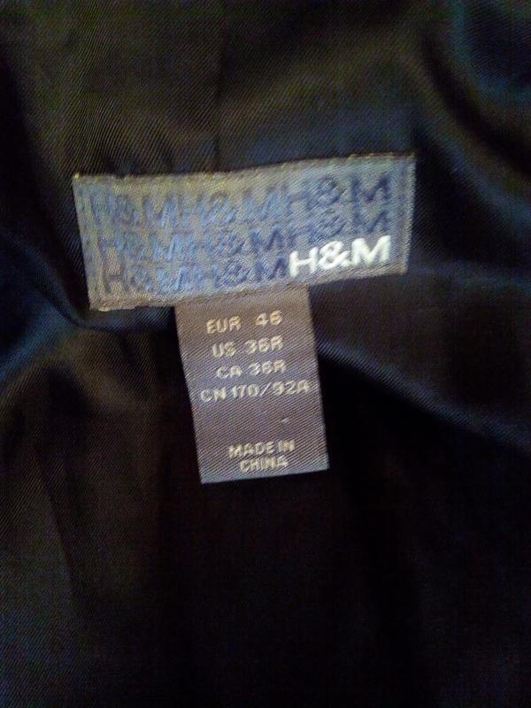 Черная шуба пальто из искусственного меха. - Фото 5