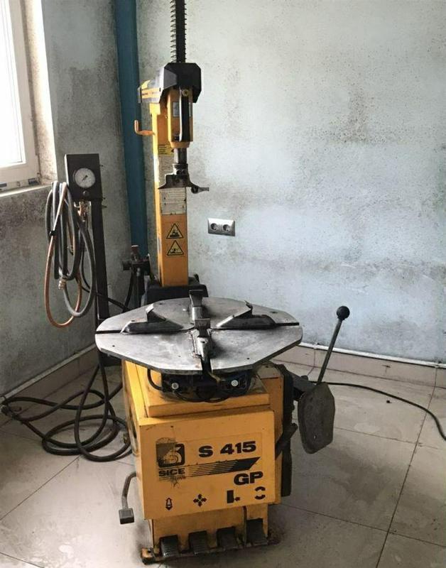 Шиномонтажное оборудование Sice (Италия)