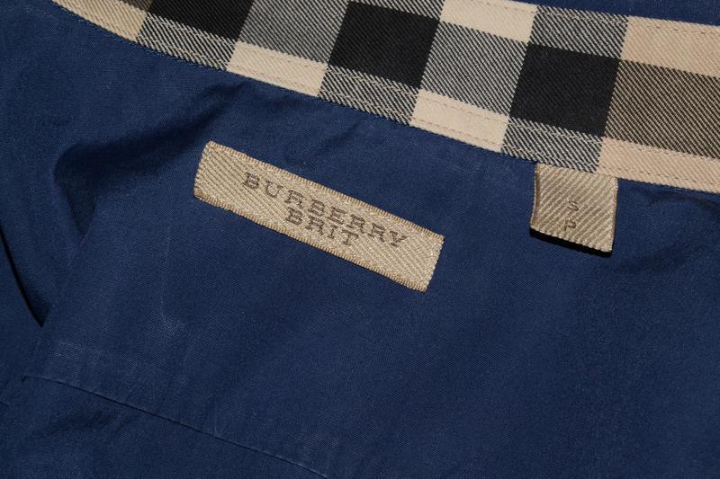 Рубашка burberry brit - Фото 3