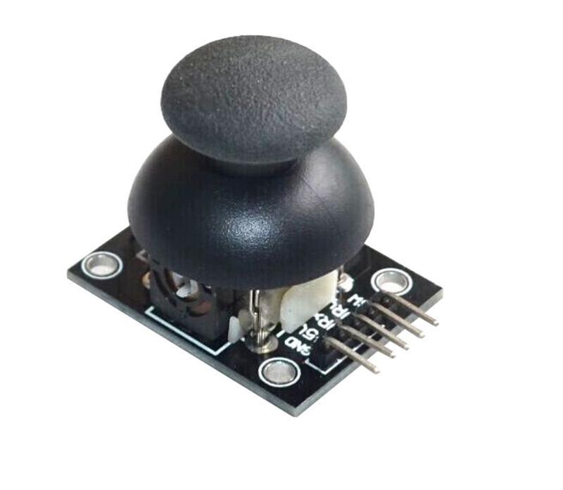 KY-023. Двух-осевой жойстик к Arduino
