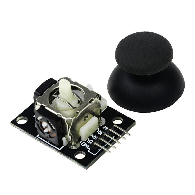KY-023. Двух-осевой жойстик к Arduino - Фото 2