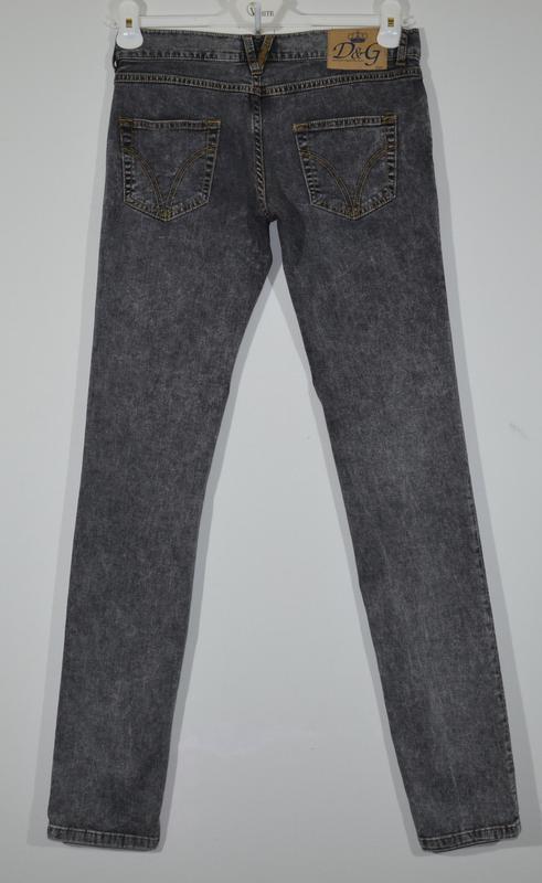 Джинсы dolce & gabanna w`s jeans - Фото 2