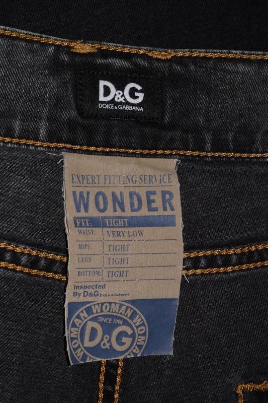Джинсы dolce & gabanna w`s jeans - Фото 4