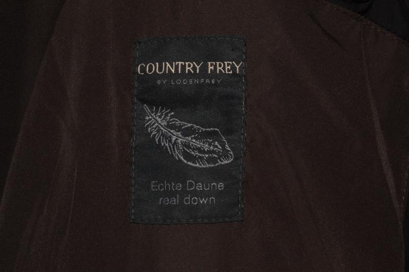 Пуховик, парка country frey by ladenfrey down coat - Фото 4