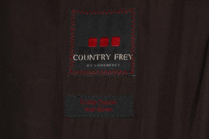 Пуховик, парка country frey by ladenfrey down coat - Фото 5