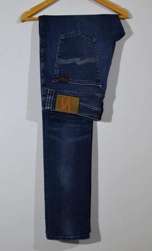 Джинсы nudie w`s jeans