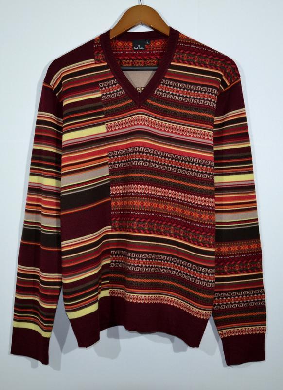 Свитер paul smith jumper