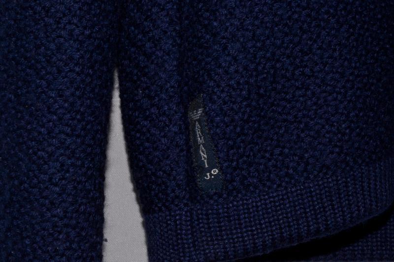Свитер armani jeans jumper - Фото 4