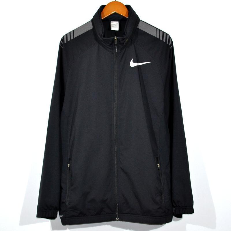 Олимпийка, ветровка nike storm-fit jacket