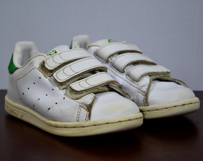 Кеды детские  adidas stan smith c's - Фото 2