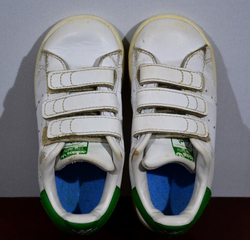 Кеды детские  adidas stan smith c's - Фото 4