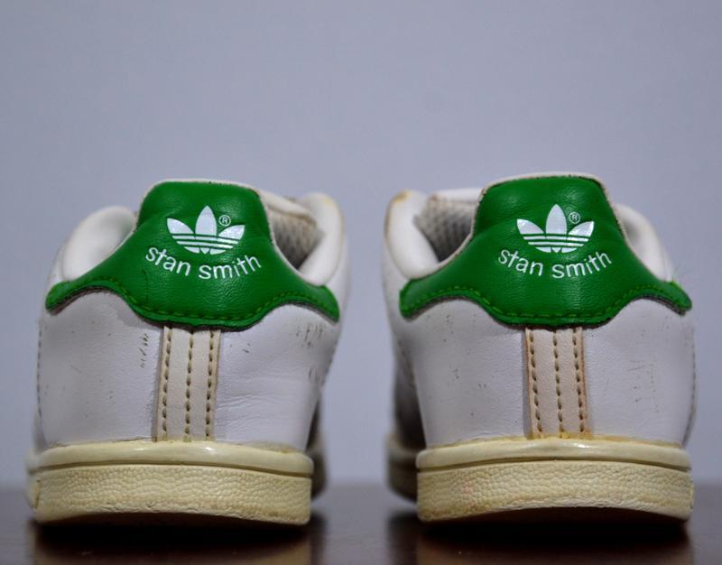 Кеды детские  adidas stan smith c's - Фото 5