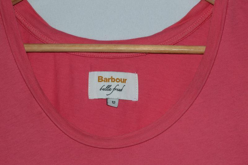 Aen,jkrf barbour & bella freud t-shirt - Фото 2