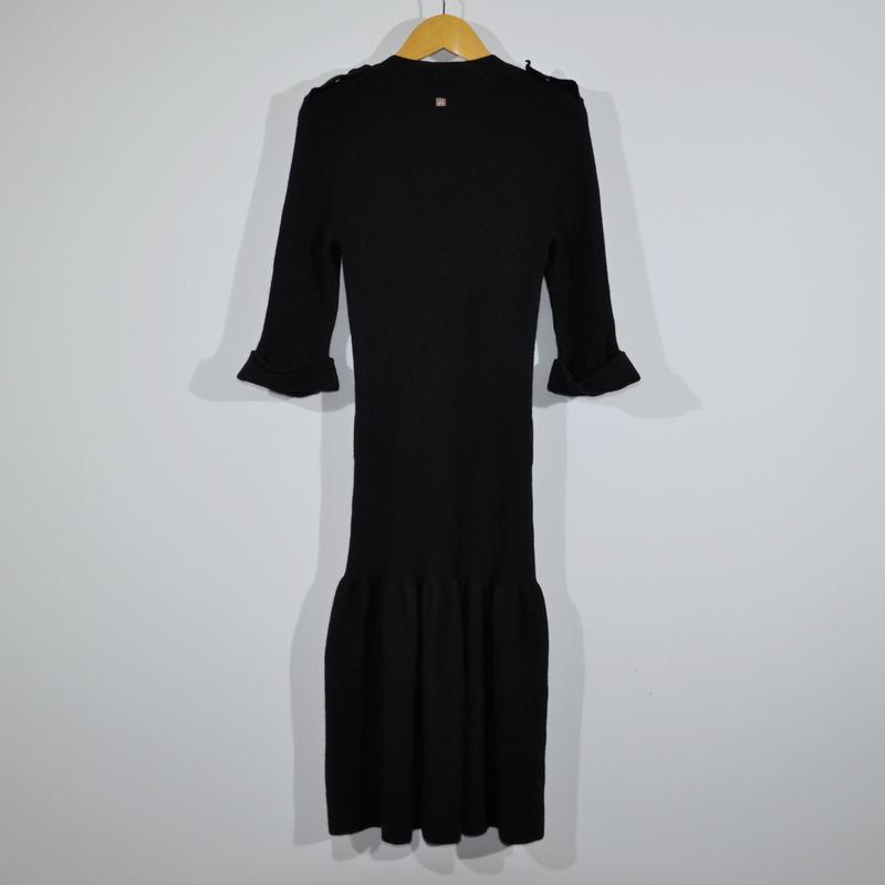 Платье кашемир burberry cashmere dress - Фото 2