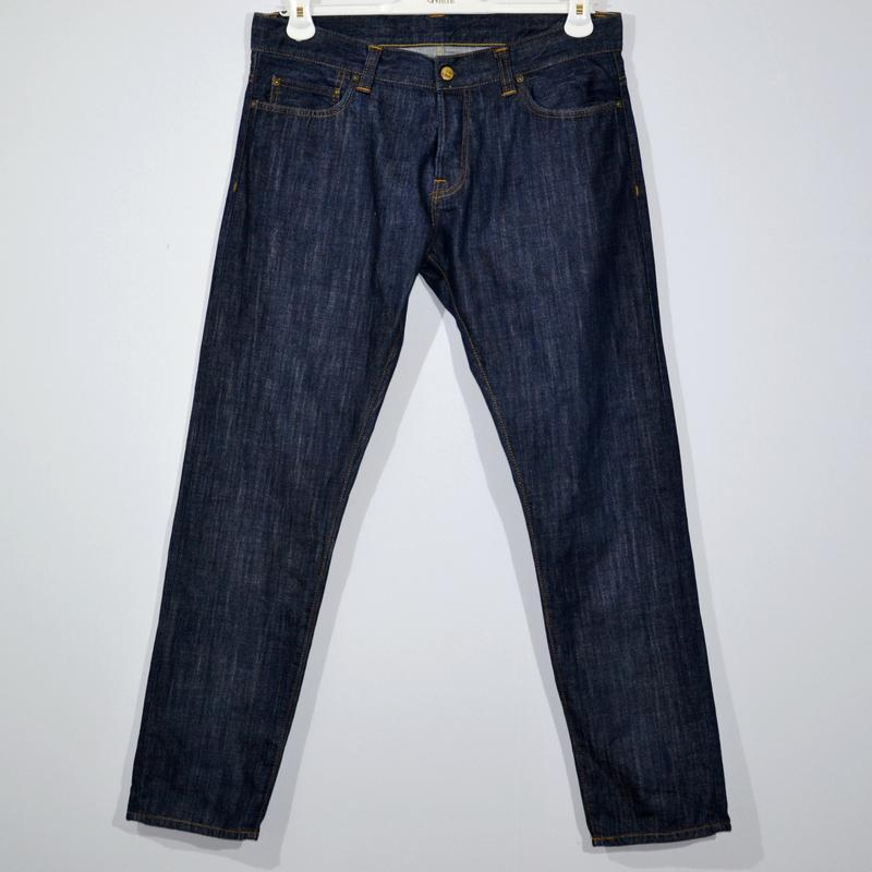 Джинсы carhartt jeans - Фото 2