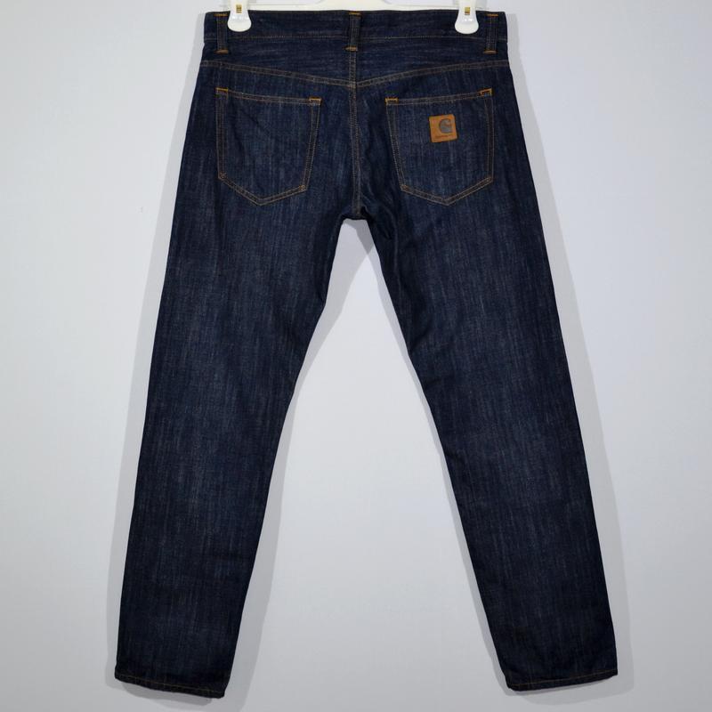Джинсы carhartt jeans - Фото 3