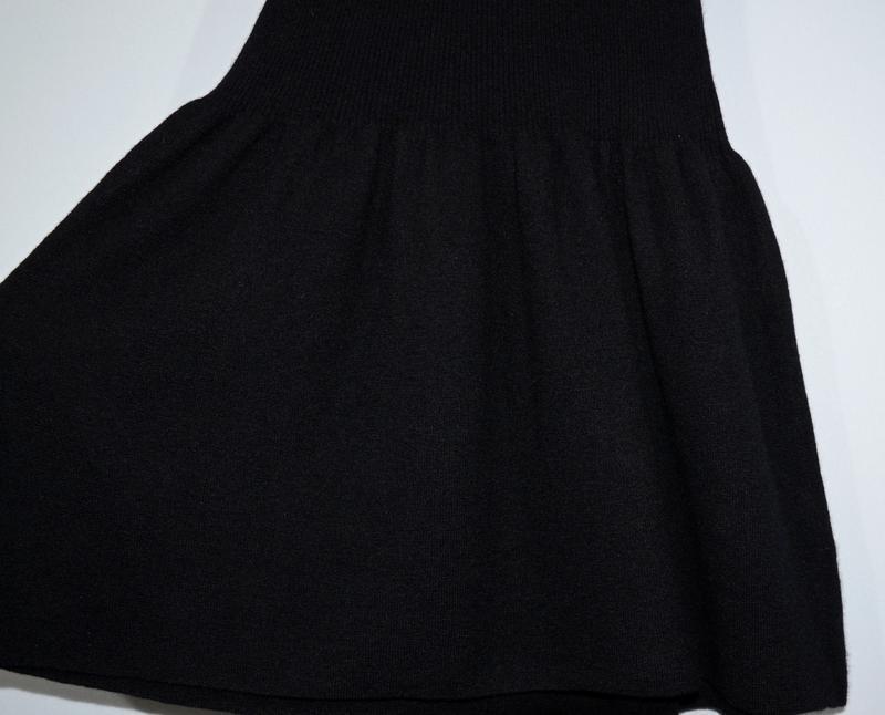 Платье кашемир burberry cashmere dress - Фото 5