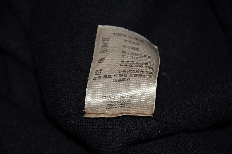 Платье кашемир burberry cashmere dress - Фото 7