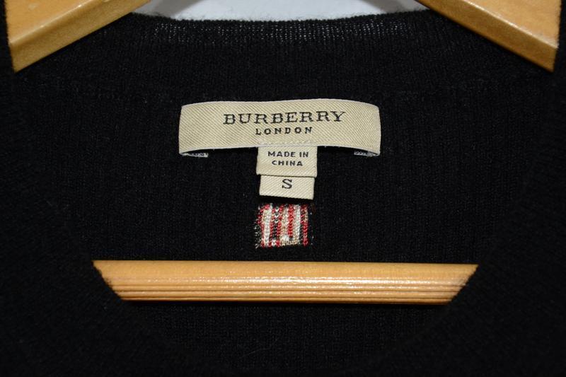 Платье кашемир burberry cashmere dress - Фото 8