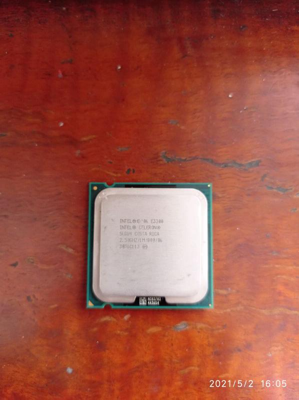 Intel Celeron Processor E3300