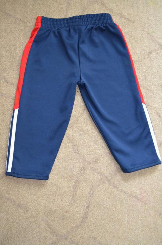 Спортивные штанишки на мальчика 1.5 лет 18 мес. adidas (оригинал)