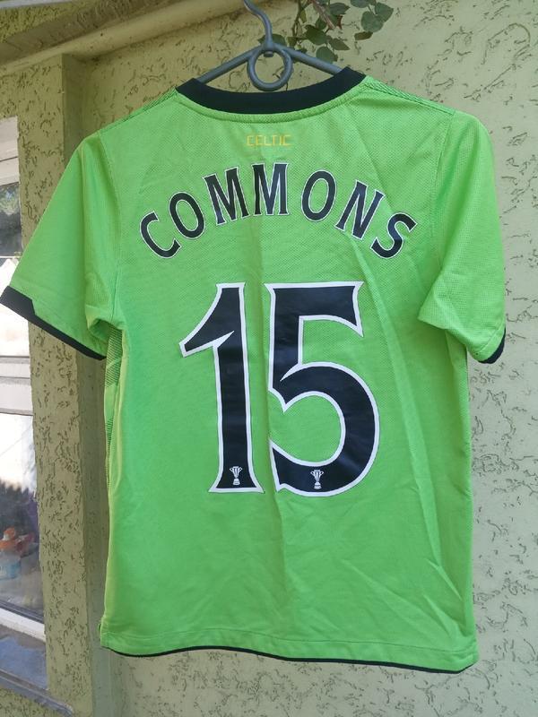 Футбольная футболка селтик найк celtic nike