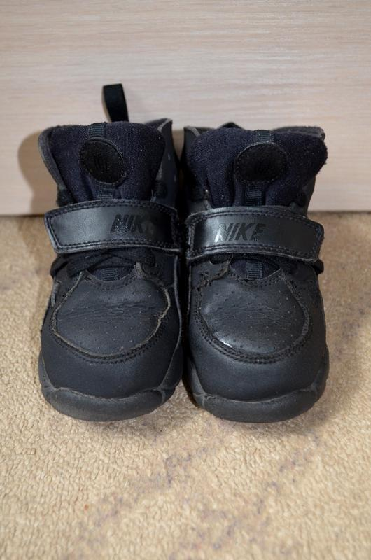 Оригинальные кроссовки nike - Фото 3