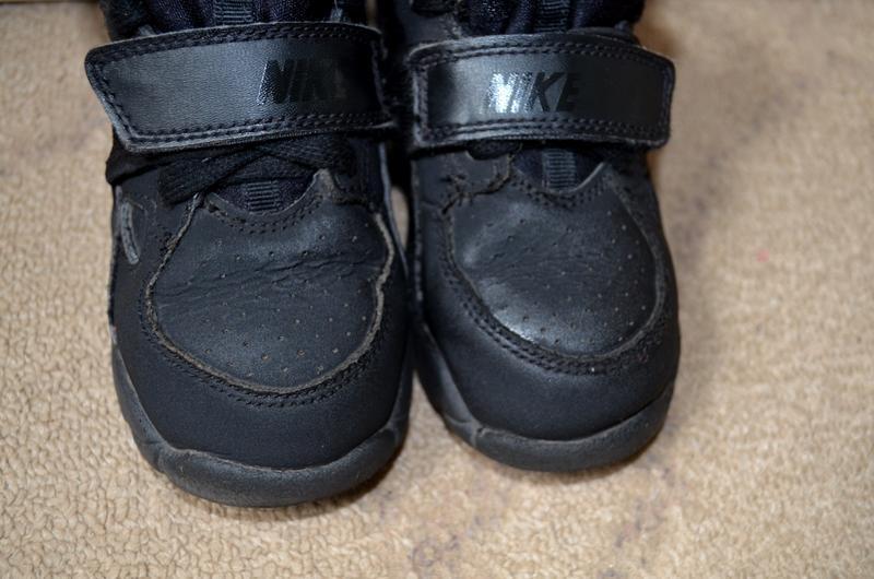 Оригинальные кроссовки nike - Фото 4