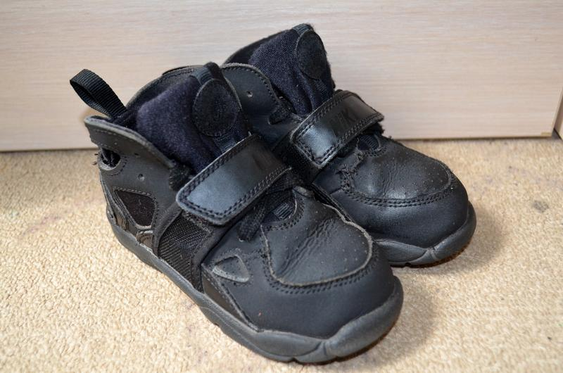 Оригинальные кроссовки nike - Фото 5