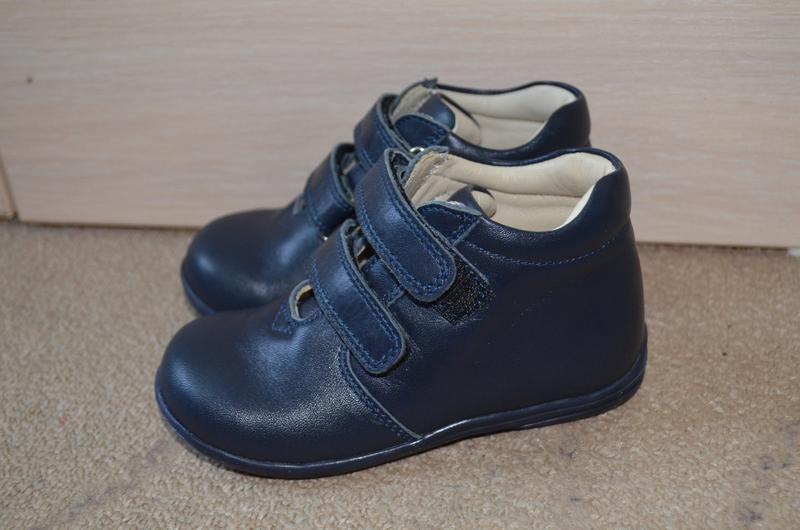 Новые ботинки ortopedia 23 размер