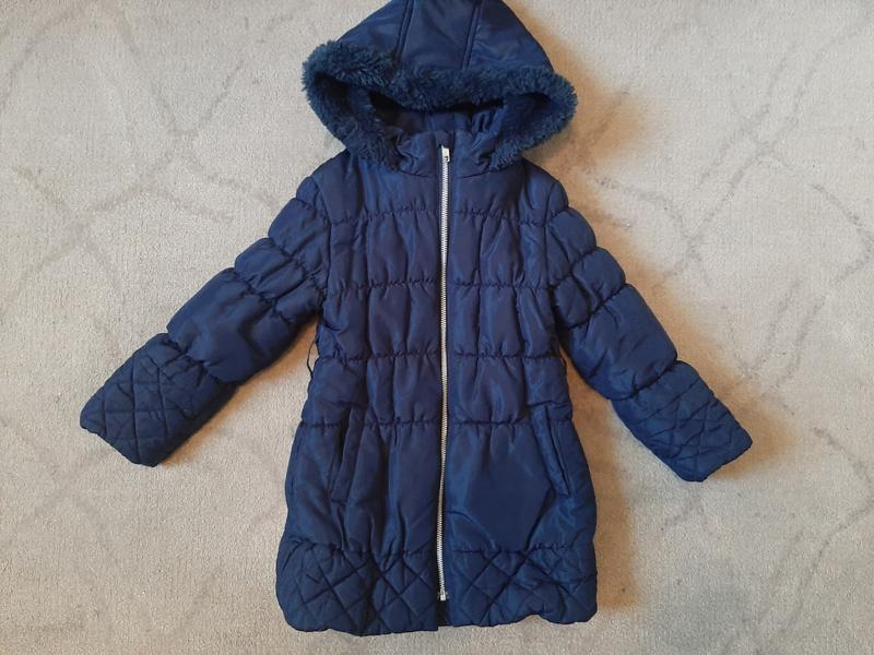Пальто курточка на девочку 6 лет