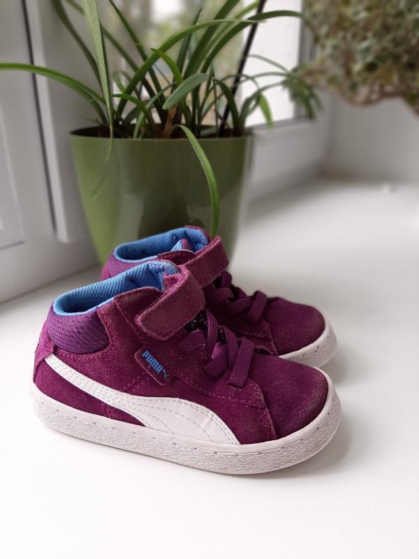 Оригинальные кроссовки puma 26 размер