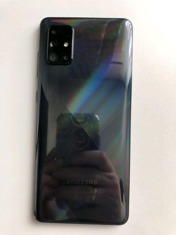 Samsung A71 2020 8/128 - Фото 3