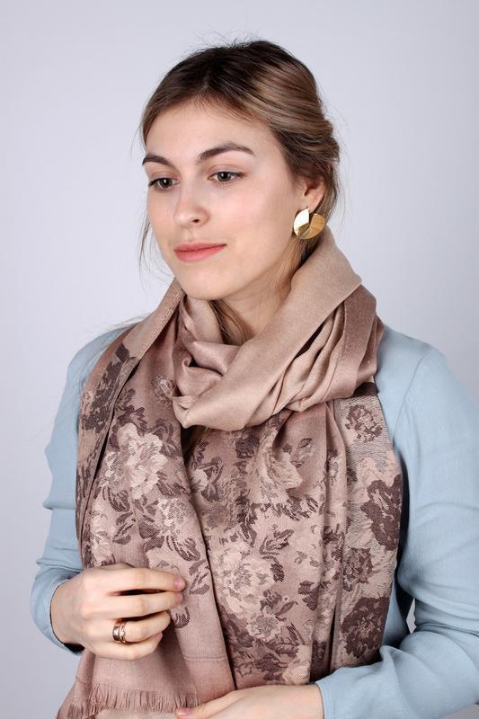 Палантины пашмина ( шарфы) демисезонные