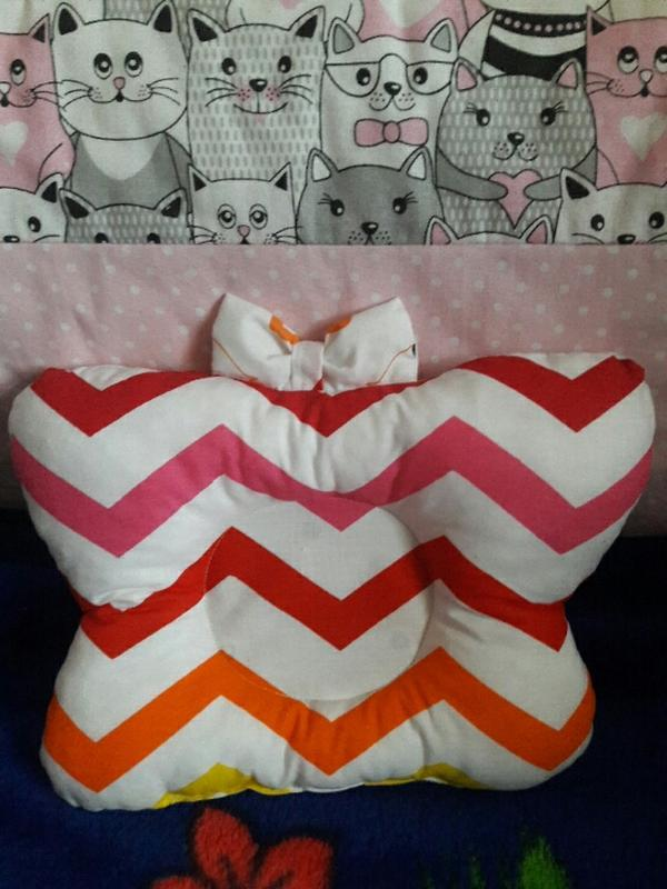 Ортопедична подушка для немовлят