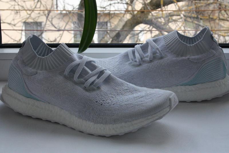 Фірма - кроссовки adidas parley x ultra boost uncaged.