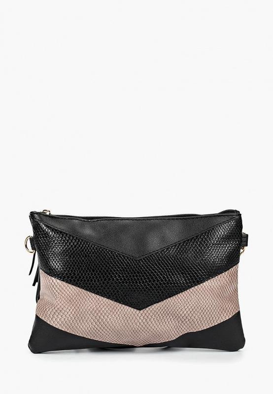 2 цвета новая сумка клатч кроссбоди через плечо от бренда modis