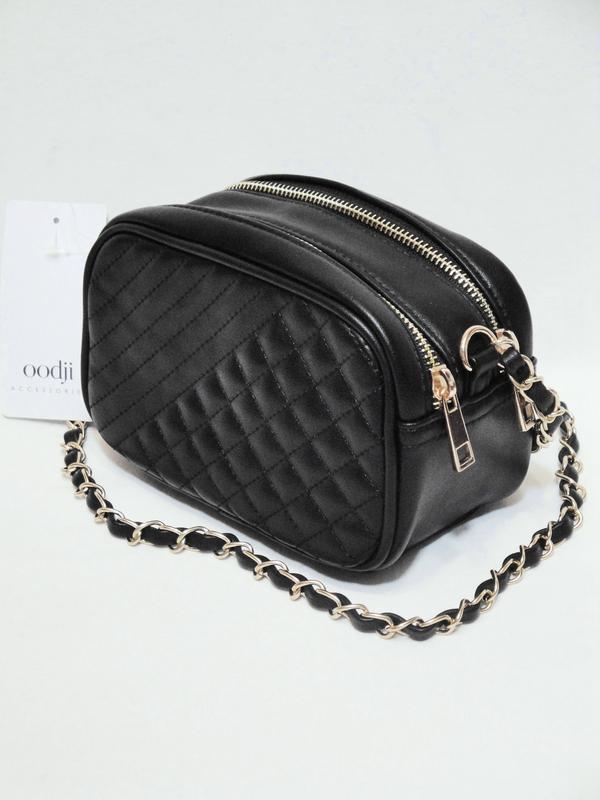 Новая стильная маленькая сумка кроссбоди через плечо от бренда...