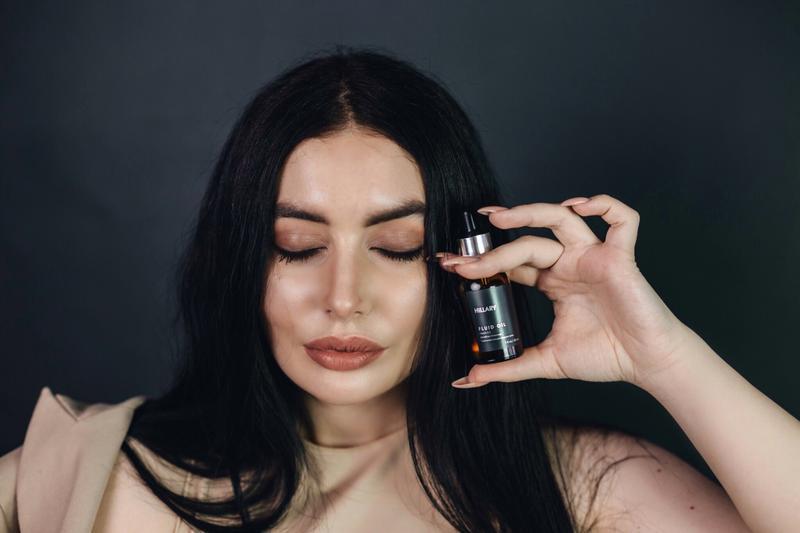 Масляный флюид для лица hillary fluid oil, 30 мл