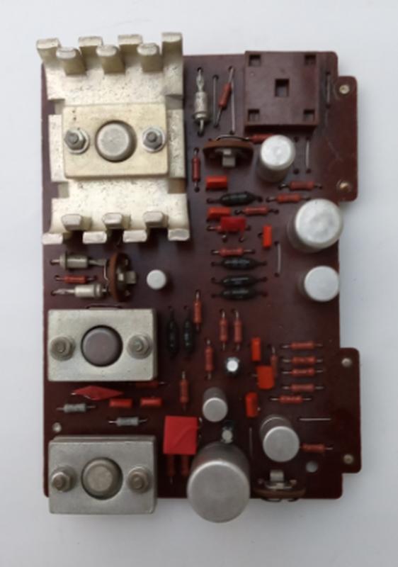 Унч радиоприемника Ишим 003. Усилитель радиоприемника Ишим 003