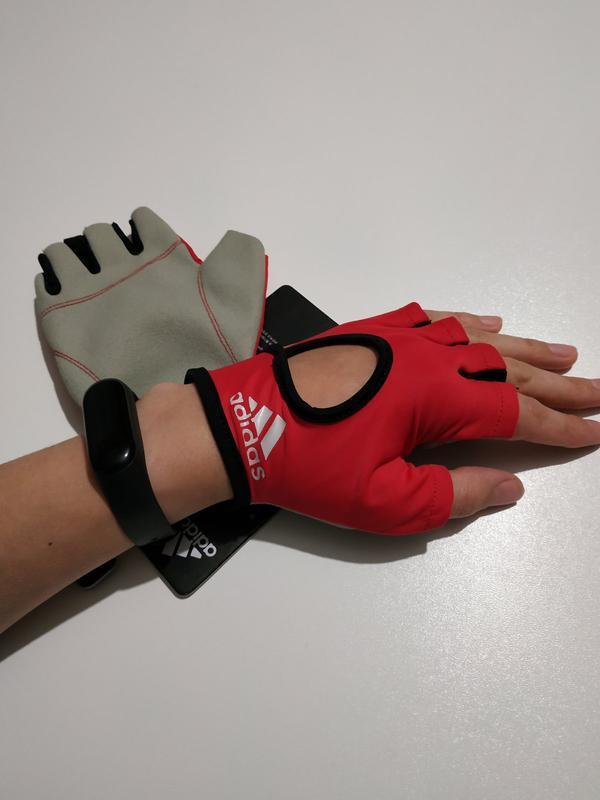 Перчатки для тренировок adidas оригинал