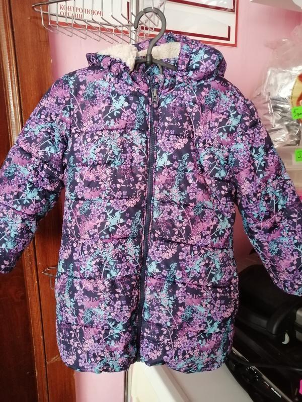 Детская куртка kiki&koko 98см