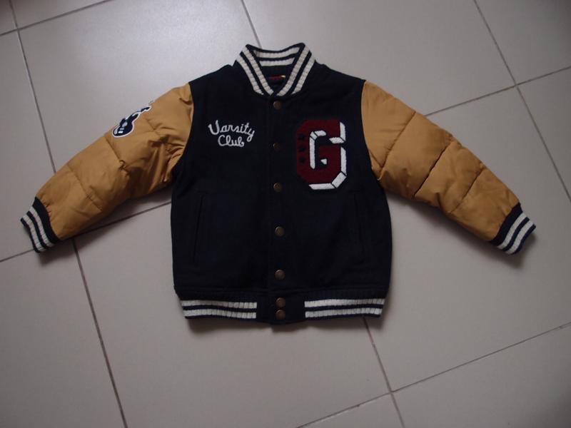 Куртка дитяча baby gap
