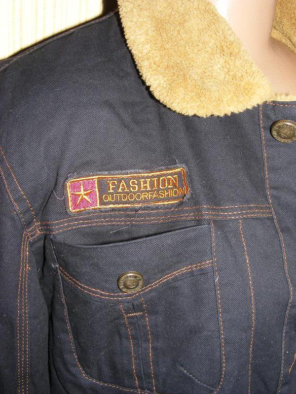 Куртка мужская весна-осень на меху на рос 175, вес 75-80 кг - Фото 5
