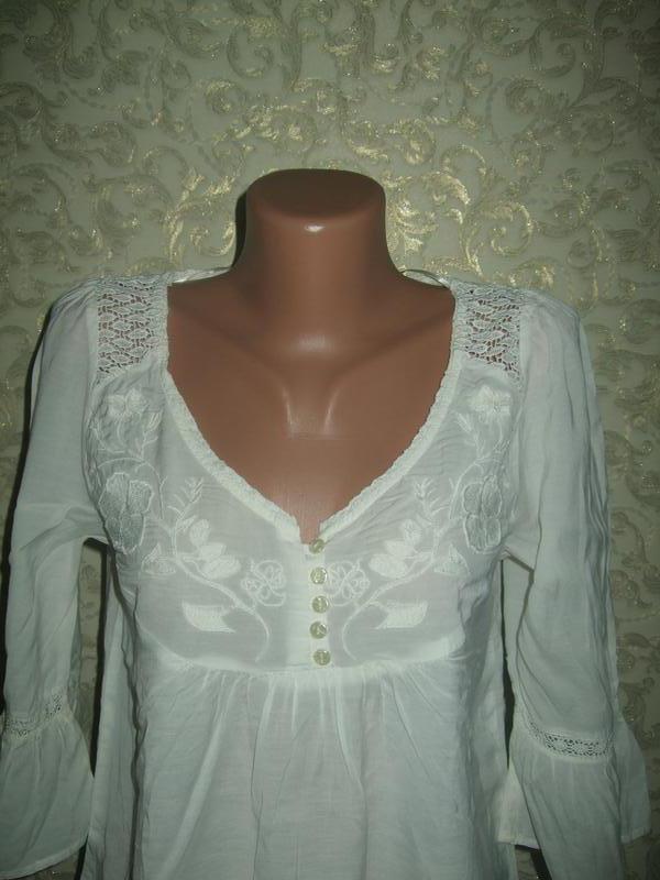 Акция!блуза туника h&m - Фото 2