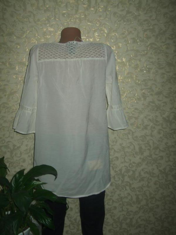 Акция!блуза туника h&m - Фото 4