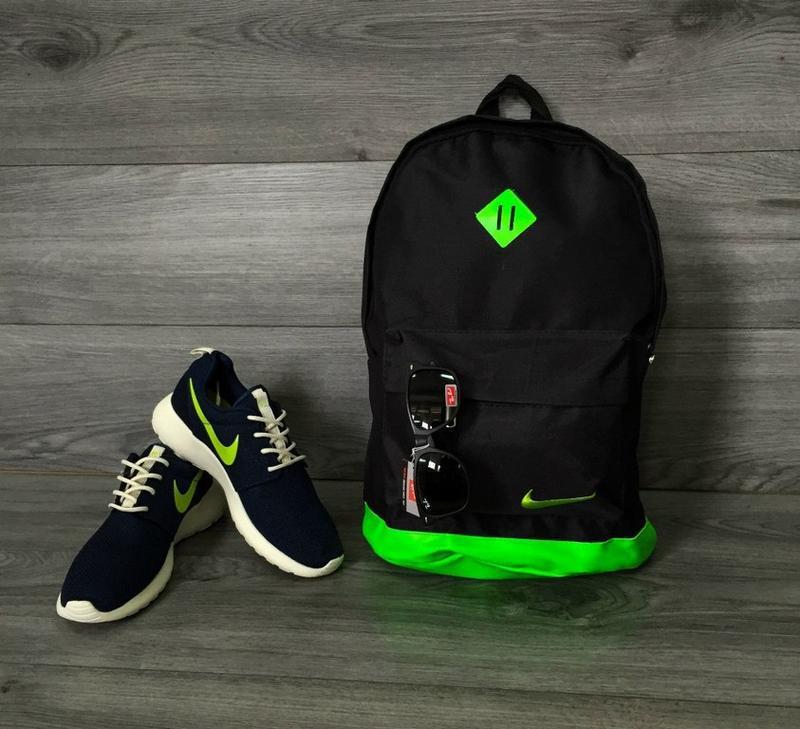 Молодежный городской спортивный мужской рюкзак - Фото 2