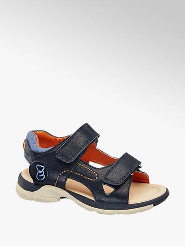 Фирменные кожаные босоножки, сандали для мальчика bärenschuhe,...